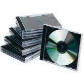 CAIXES CD DVD