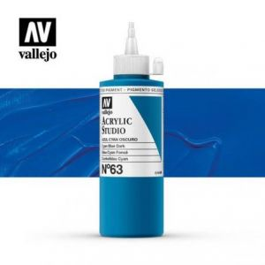 VALLEJO ACRÍLICS STUDIO 200 ml.