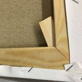 Europe Frames 47x17 mm cotton canvas