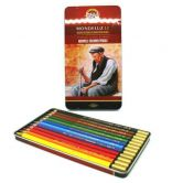 KOH-I-NOOR crayons de couleurs Mondeluz