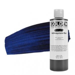 GOLDEN ACRYLICS FLUID 236 ml