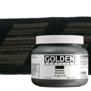 GOLDEN ACRILICOS HEAVY BODY 946 ml.