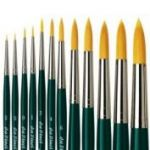 Da Vinci brushes Serie 1570