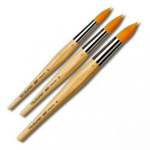 Da Vinci brushes jumbo 300