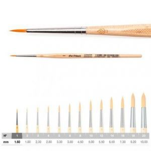 Da Vinci brushes junior 303