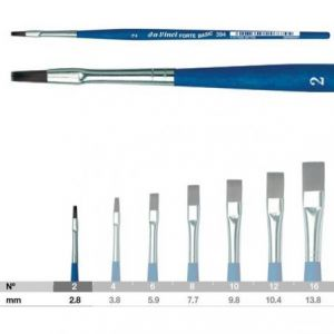 Da Vinci brushes forte 394