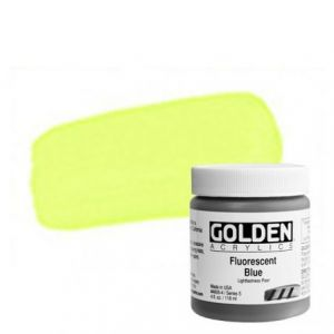 GOLDEN ACRYLICS FLUORESCENT