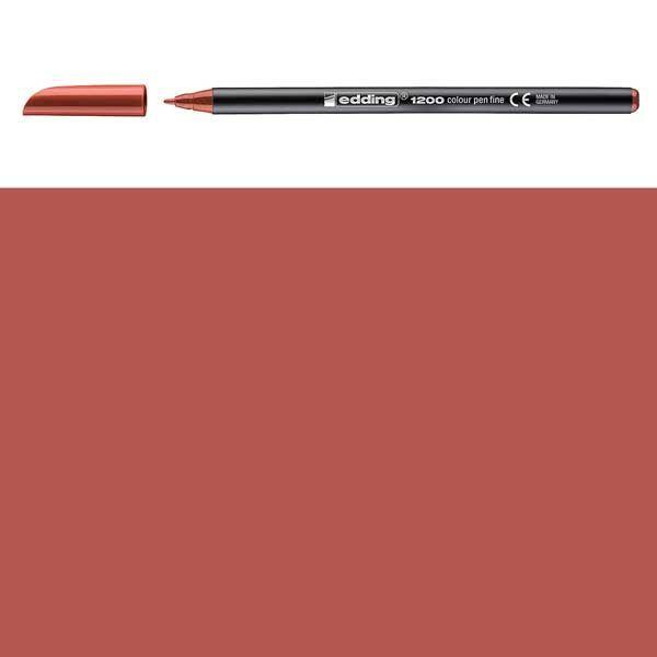 punta de fibra, grosor de trazo de 1,5 mm Rotulador resistente al agua Faber-Castell Metallics