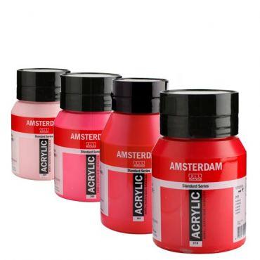 AMSTERDAM ACRILICOS 500 ML
