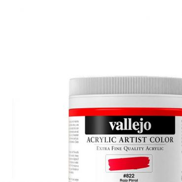 VALLEJO ACRYLIQUES ARTIST 500 ml.