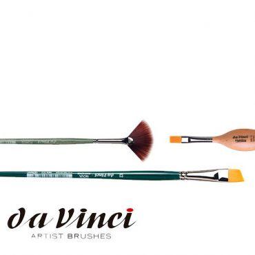 Da Vinci pinceles