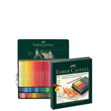 FABER CASTELL BOXES POLYCHROMOS