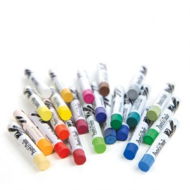 Dalbe oils pastels
