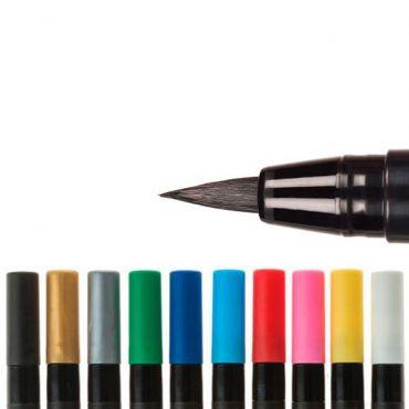 Posca marker Brush