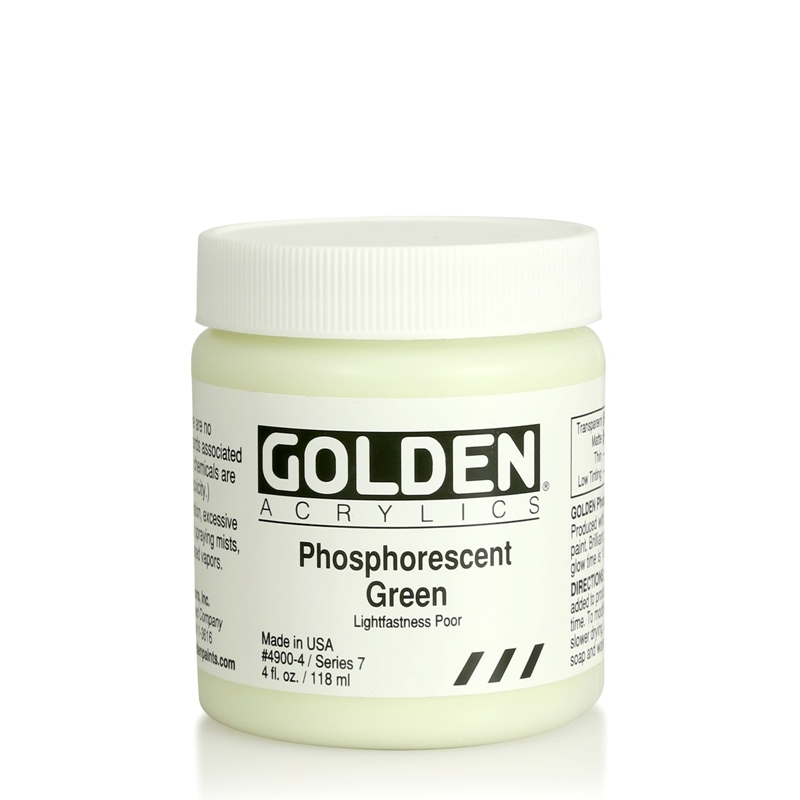 GOLDEN PHOSPHORESCENT